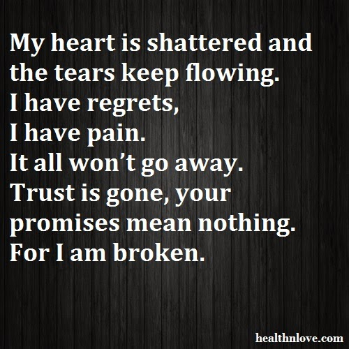 All Best Quotes Broken Heart Quotes