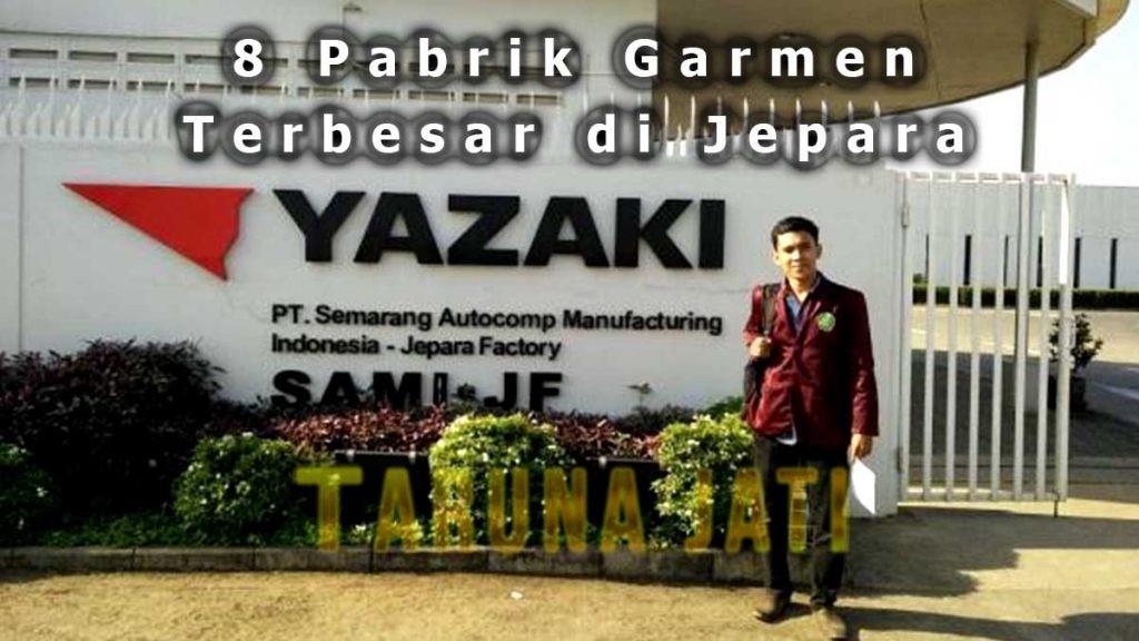 PT. SAMI JF atau PT. Semarang Autocomp Manufacturing Indonesia Jepara