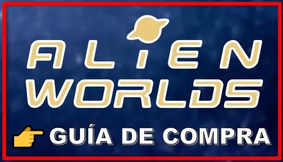 Cómo y Dónde Comprar ALIEN WORLDS (TLM)