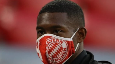 Alaba reveals the main reason behind his decision to leave Bayern Munich