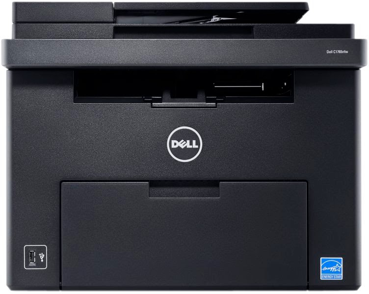 How to Install Dell C1765NF Driver