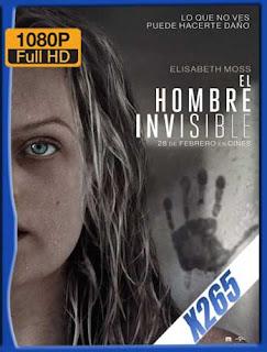 El Hombre Invisible (2020) X265 [1080p] Latino [GoogleDrive] SilvestreHD