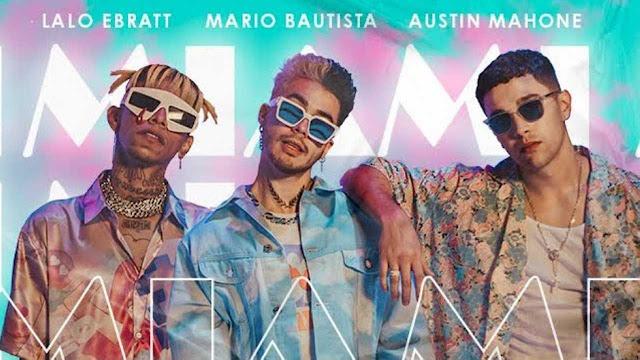 Mario Bautista, Austin Mahone y Lalo Ebratt no decepcionan con 'Miami'