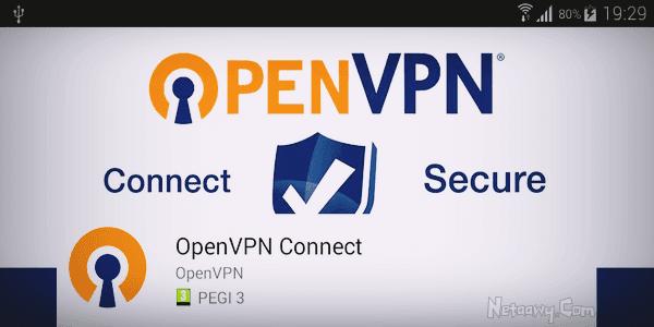 تطبيق-OpenVPN-Connect