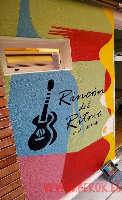 El rincón del Ritmo Castelldefels