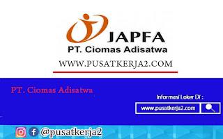 Lowongan Kerja Surabaya SMA SMK D3PT Japfa Comfeed Indonesia Oktober 2020