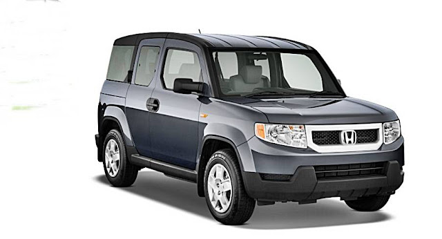New Honda Element 2017 Rumors