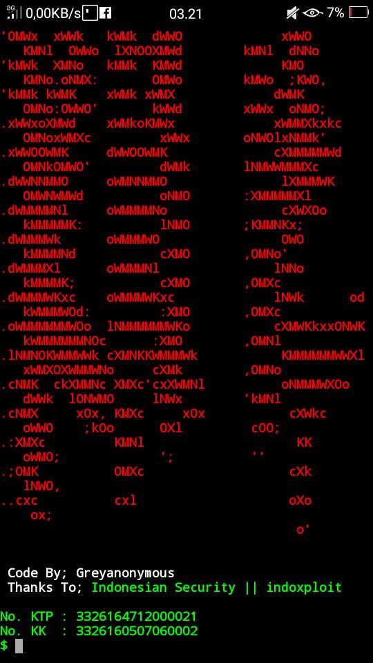 √ Kumpulan Nomor NIK dan KK Palsu Online Generator Gratis