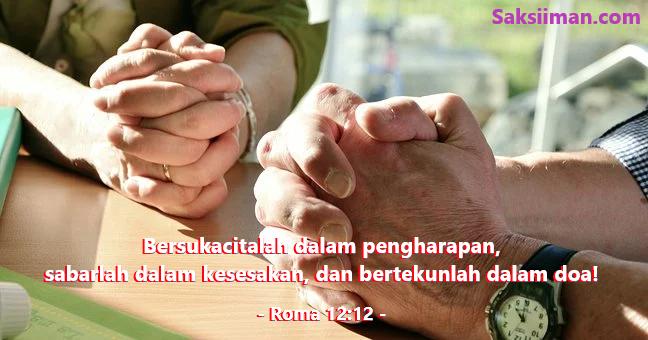 Ayat Alkitab yang menguatkan saat menghadapi masalah