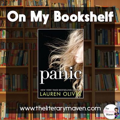 In Panic by Lauren Oliver, school has just ended for the summer and the recent high school graduates are playing Panic, the legendary game of facing one's fears. Heather, Natalie, and Dodge all desperately want to win but only one of them can win as the game become more intense and more dangerous. Read on for more of my review and ideas for classroom application