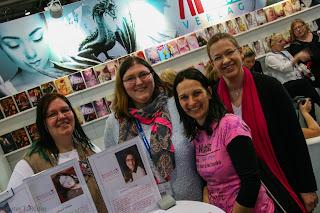 Jessie Weber, Dorothea Stiller, Nadine Nadine, Bettina Kiraly