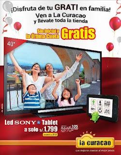 Catalogo de Fiestas Patrias La Curacao 2013