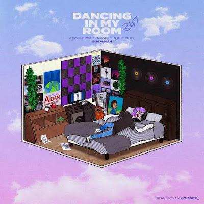 Dancing in My Room dari 347aidan, Lagu tentang Kasmaran yang Asyik Didengarkan Saat Bersantai.jpg