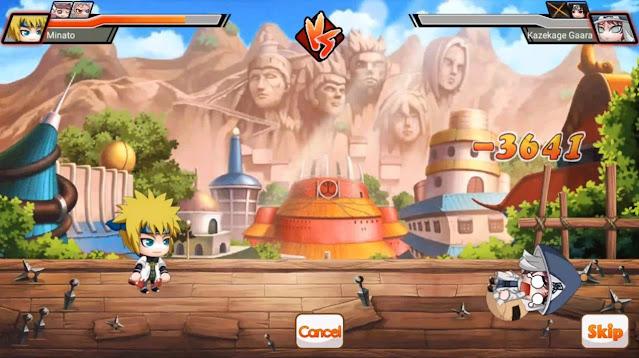 Review Ninja Heroes
