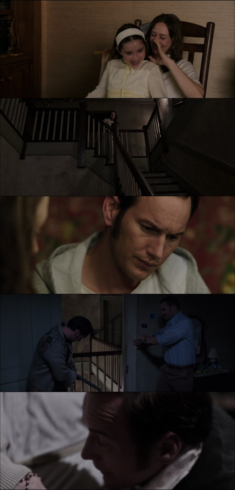 Expediente Warren: The Conjuring Dual Ing/Lat HD 1080P