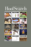 HoofSearch equine research index cover February 2018