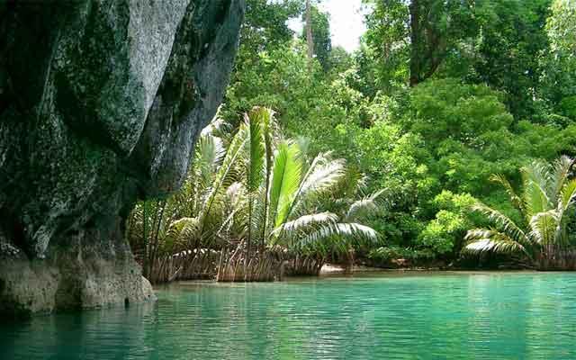 Rio Subterrâneo de Puerto Princesa - Filipinas