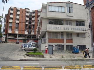 Citas Medicas Clinica San Fernando Cali