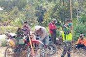 Pelda Basdatomi Bersama MPA Dan Manggala Agni Patroli Karhutla