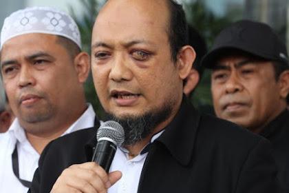 Komentari Kematian Ustadz Maaher, Novel Baswedan Dilaporkan ke Polisi