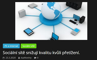 http://azanoviny.wz.cz/2020/03/23/socialni-site-snizuji-kvalitu-kvuli-pretizeni/
