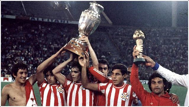 Paraguay 1979 Copa América
