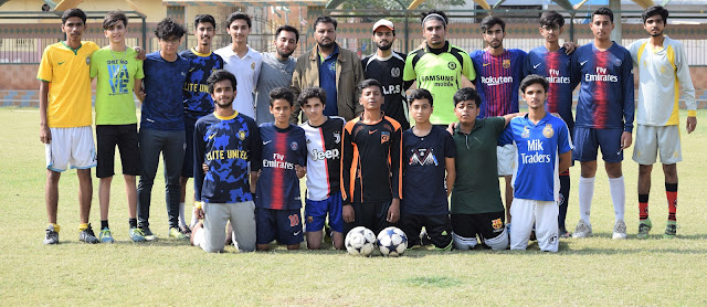 NCR-CET College Football Trials - List of Selected Player for 2019-20