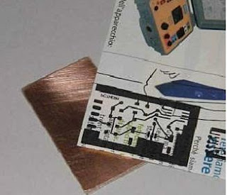How to make PCB at home d