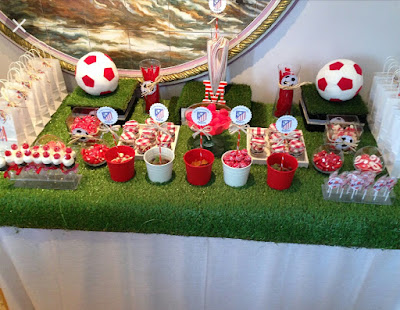 Candy bar Atleti