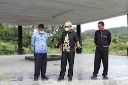 Kaiman Turnip Kunjungi Situs Budaya Suku Pakpak di Ulumerah dan Pardomuan
