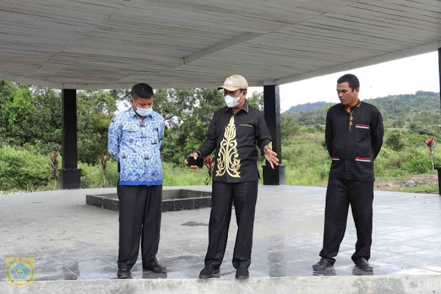 Kaiman Turnip Kunjungi Situs Budaya Suku Pakpak di Ulumerah dan Pardomuan.lelemuku.com.jpg