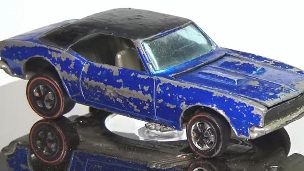 ¿Cómo restaurar o reparar un Hot Wheels?