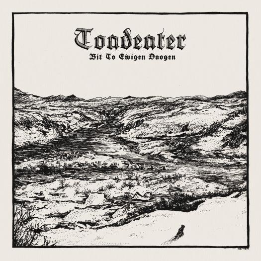 Toadeater - Bit to ewigen daogen cover artwork
