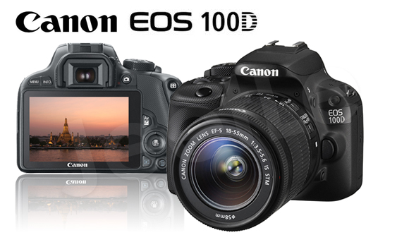 The Style With Your Canon EOS 100D