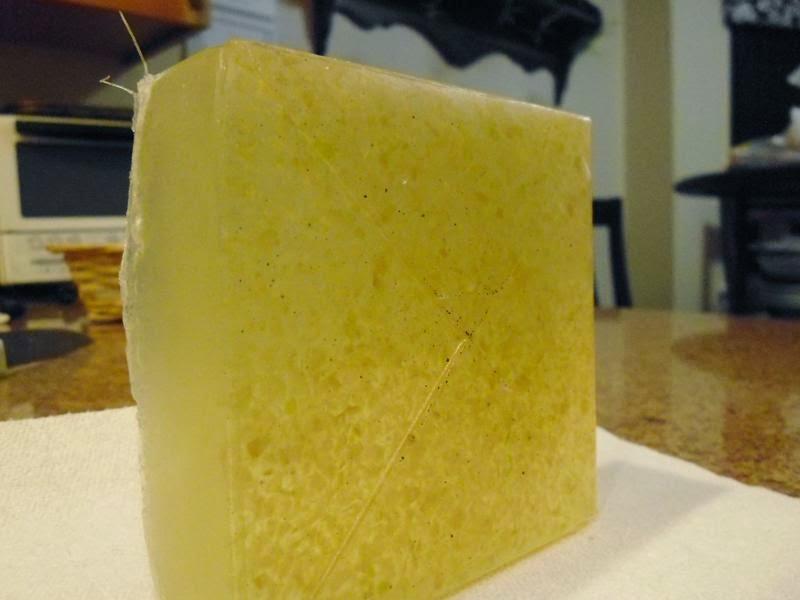 Garlic Soap