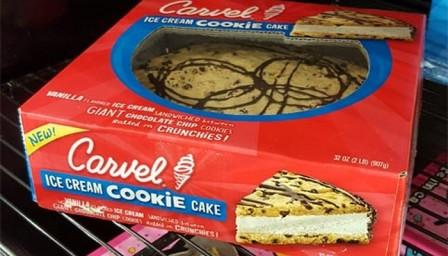 carvel ice cream cake walmart price
