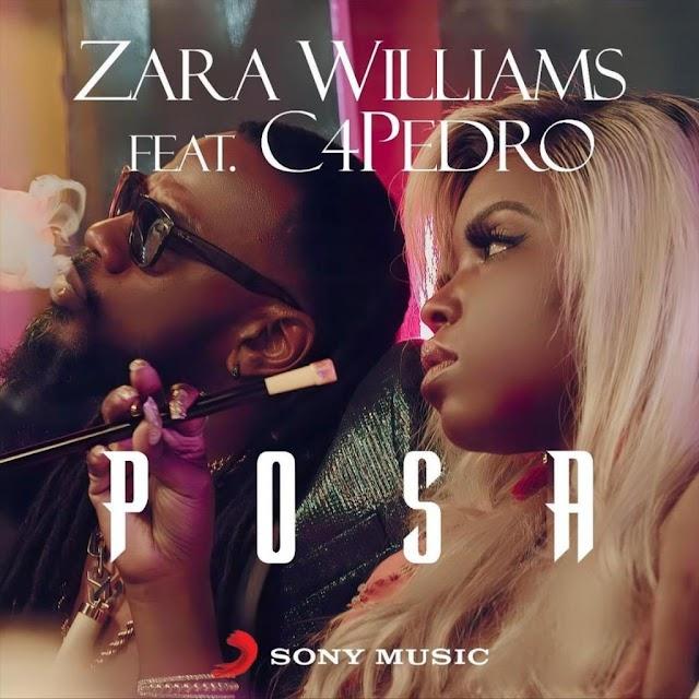 Zara Williams - Posa [feat.C4 Pedro] (Kizombal) Baixar mp3_Music