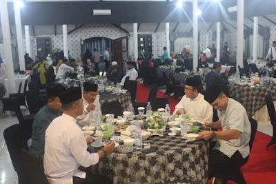 Pemko Undang Kemenag Tanjungbalai Buka Puasa Bersama