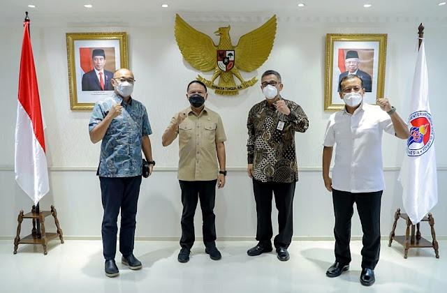 Perjuangan Gigih Ketum PP PELTI dan Jajarannya Agar Anggota Davis Cup Merah Putih juga Dapat Berlaga di PON Papua