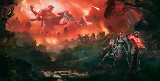 Elder Scrolls Online,Daedric,Deadlands,ESO,Blackwood,