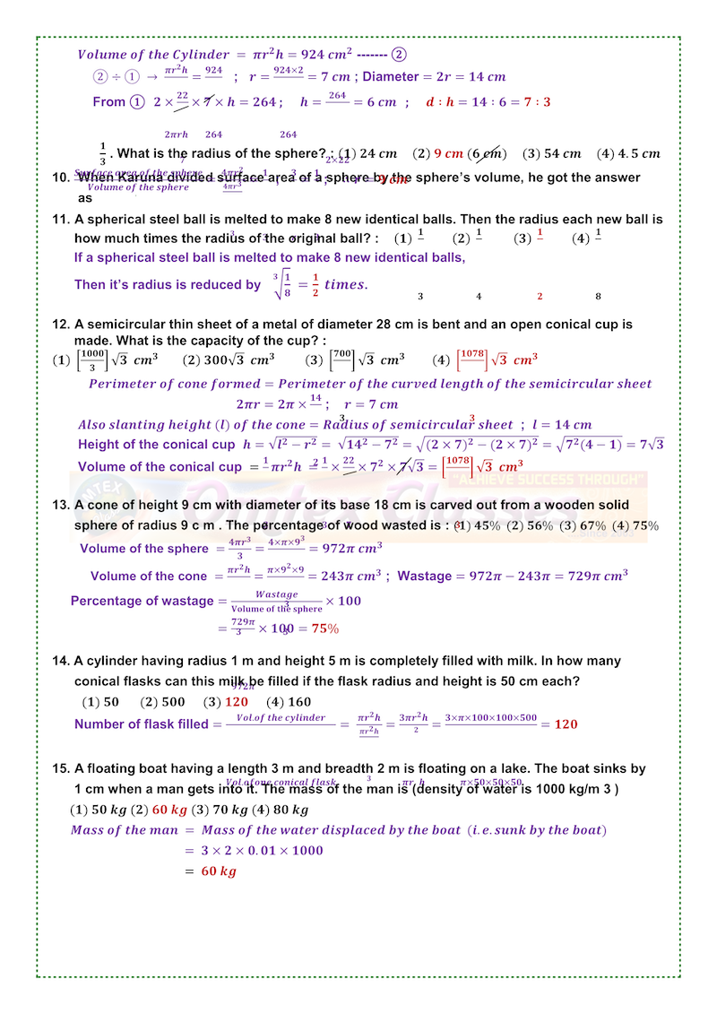 10th Maths Guide and Study Materials New Syllabus - நம்ம கல்வி