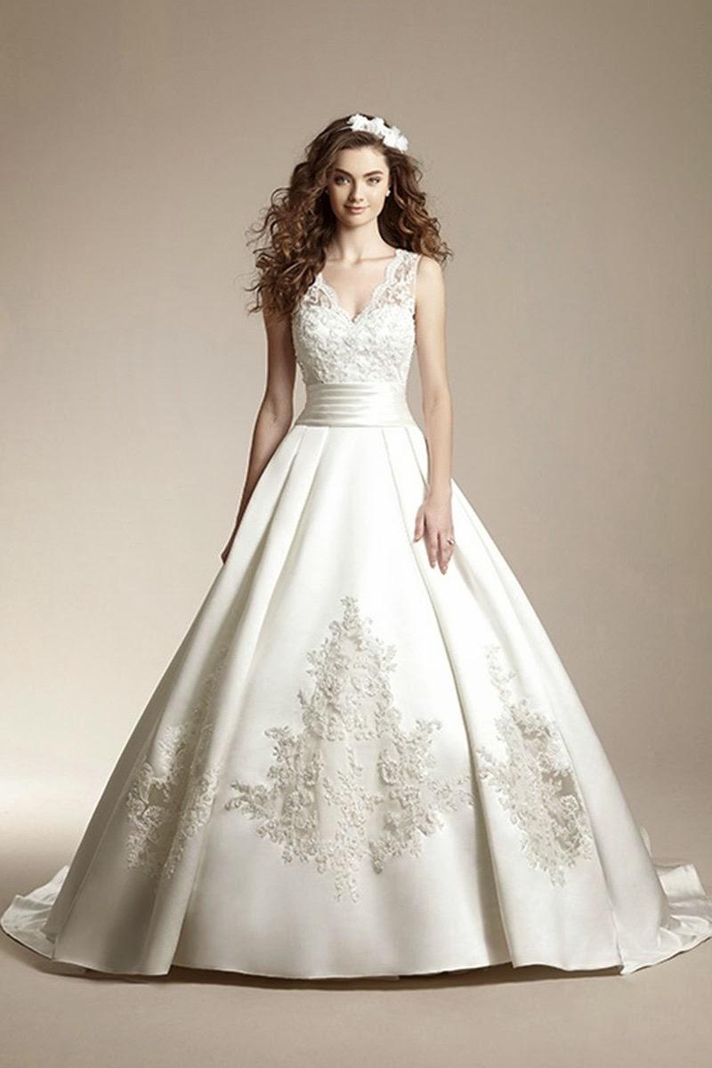 Vestidos de moda para novia