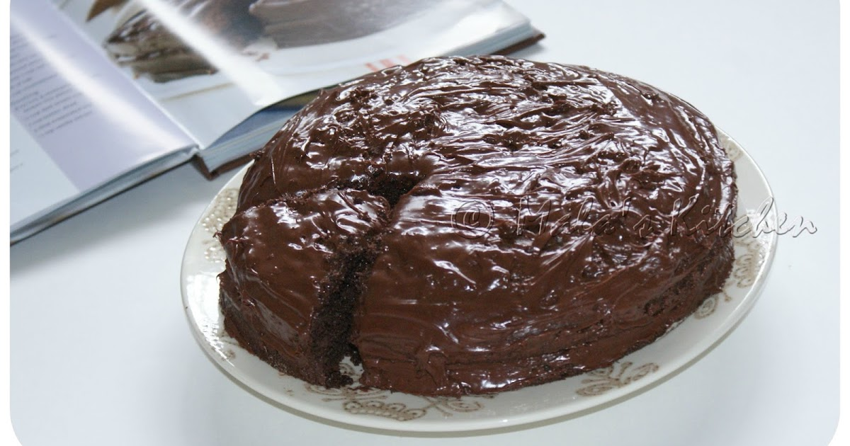 Fudge Chocolate Layer Cake Recipe