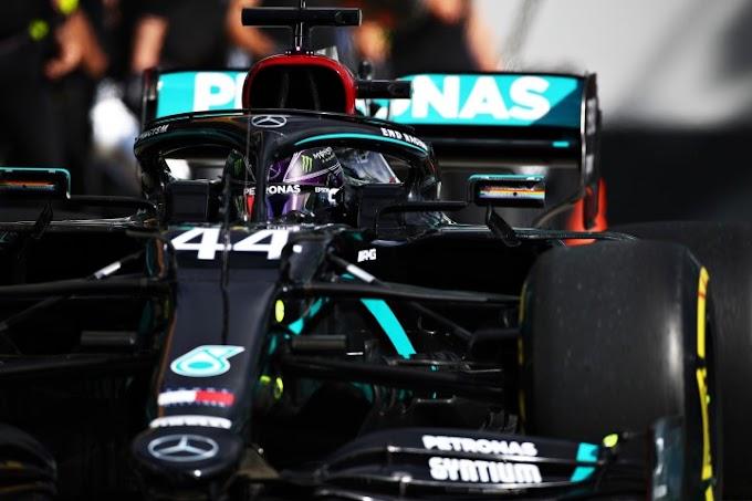 Hamilton wygrywa, wyrównuje rekord zwycięstw Schumachera
