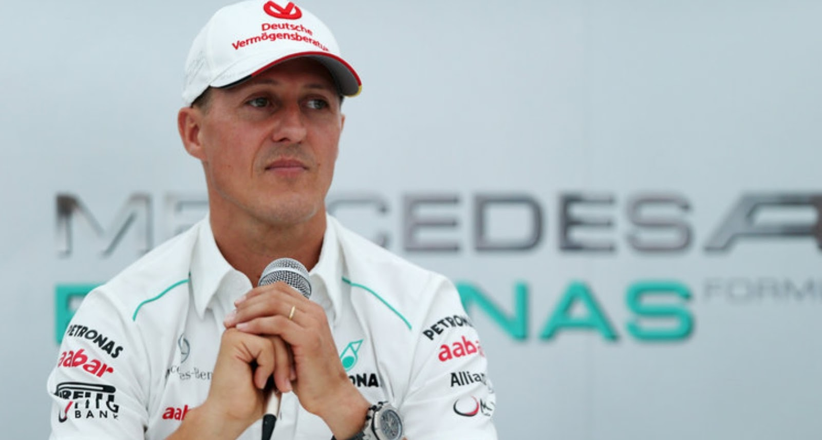 Michael Schumacher singed multi-millionaire contract Ferrari F1