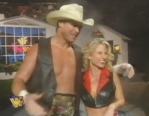 WWF / WWE IN YOUR HOUSE 10: Mind Games - Sunny fired The Smoking Gunns after they lost the WWF tag team titles