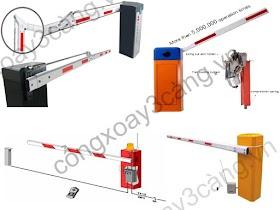 Phân tích chi tiết về thanh chắn barrier tự động