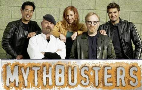 MythBusters - Discovery Channel - Documentary Arena - Watch