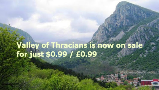 Valley of Thracians Now on Sale