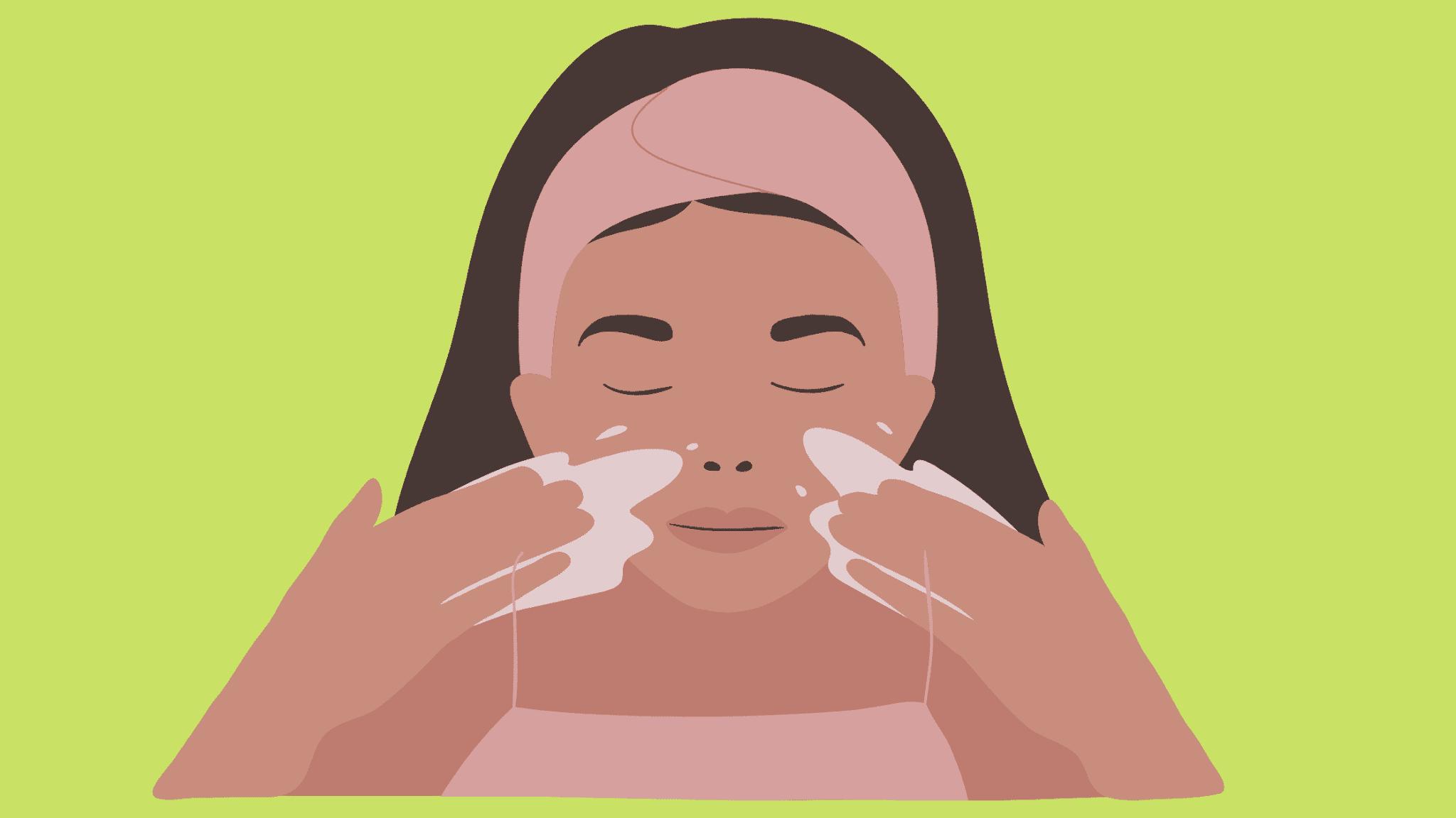 كيفية الاعتناء بالبشرة بقناع طبيعي mask